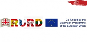 Online Training in the Frame of Erasmus+ Project Role of Universities in the Regional Development - RURD