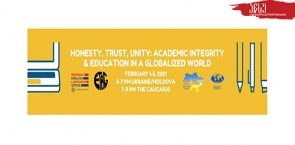 Conference Honesty, Trust, Unity: Academic Integrity & Education in a Globalized World